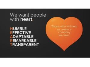 HubSpot Heart