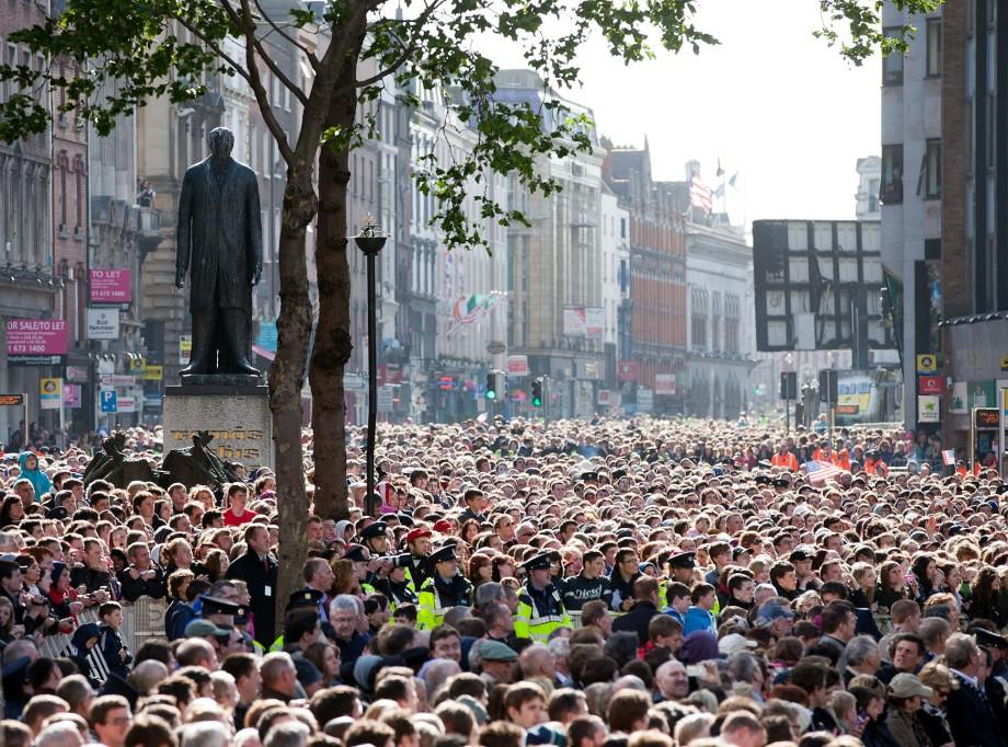 Dublin Crowd