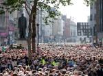 Dublin Crowds
